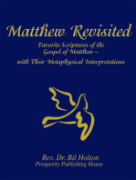 Matthew Revisited