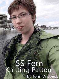 SS Fern Stainless Steel Lace Knitting Pattern
