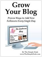 Grow Your Blog