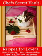 Recipes for Lovers
