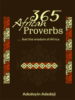 365 African Proverbs