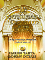Zeal and Enthusiasm in the Qur'an