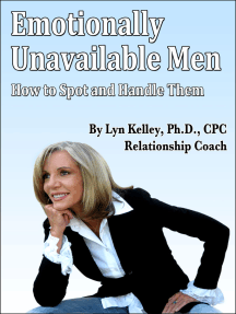 Emotionally why unavailable men are The Four