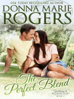 The Perfect Blend, Welcome To Redemption Book 3