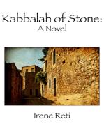 Kabbalah of Stone: A Novel