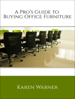 A Pro's Guide to Buying Office Furniture