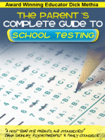 The Parent's Complete Guide to School Testing