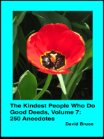 The Kindest People Who Do Good Deeds, Volume 7