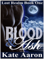 Blood & Ash (Lost Realm #1)