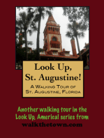 A Walking Tour of St. Augustine, Florida