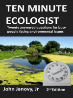 Ten Minute Ecologist