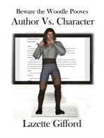 Author Vs. Character