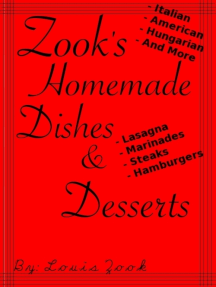 Zook's Homemade Dishes & Desserts!
