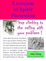 Exorcism of Spirit Possession