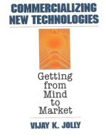 Commercializing New Technologies