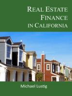Real Estate Finance in California