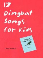 17 Dingbat Songs for Kids