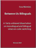 Between Us Bilinguals