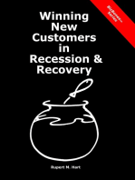 Winning New Customers in Recession & Recovery
