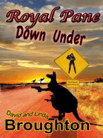 Royal Pane Down Under, Ash Pane novel number two