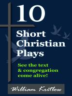 10 Short Christian Plays