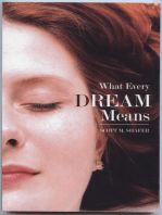 What Every Dream Means eWorkbook