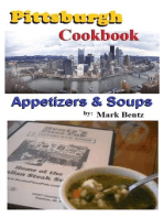 Pittsburgh Cookbook Appetizers and Soups