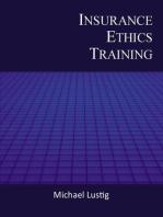 Insurance Ethics Training