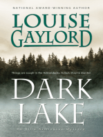 Dark Lake, An Allie Armington Mystery