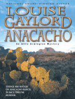 Anacacho, An Allie Armington Mystery