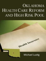 Oklahoma Health Care Reform and High-Risk Pool