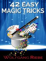 42 Easy Magic Tricks