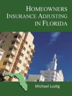 Homeowners Insurance Adjusting in Florida