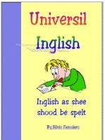 Universil Inglish
