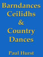 Barn Dances, Country Dances & Ceilidhs