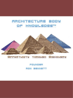 Architecture Body of Knowledge
