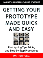 Getting Your Prototype Made Quick and Easy