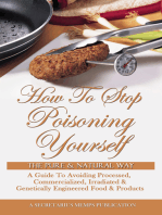 How To Stop Poisoning Yourself The Pure & Natural Way