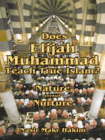 Does Elijah Muhammad Teach True Islam