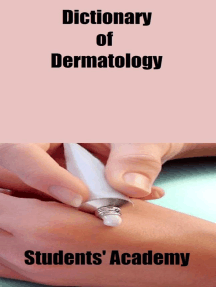 Dictionary of Dermatology