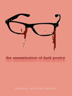 99 The Assassination of Dark Poetry