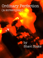 Ordinary Perfection (a screenplay)
