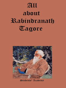 All about Rabindranath Tagore