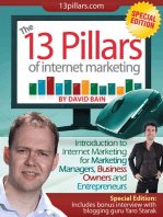 The 13 Pillars of Internet Marketing