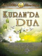 Kuran'da Dua