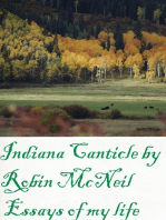 Indiana Canticle