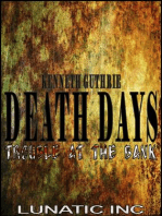 Trouble at the Bank (Death Days Horror Humor Series #5)