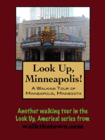 Look Up, Minneapolis! A Walking Tour of Minneapolis, Minnesota