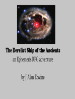 The Derelict Ship of the Ancients