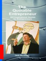 The Quotable Entrepreneur